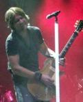 Keith Urban Concert 7-21-11