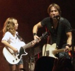 Keith Urban, Blossom Music Center 7-21-11