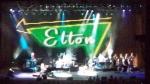 Elton John concert, Blossom Music Center