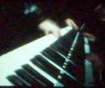 Elton John at the Keyboard