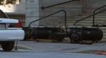Fuel tanks for I, Alex Cross stunts
